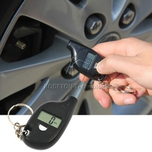 Procession Tool 2-150 PSI Mini Portable Digital Car Auto Tire Pressure Tester Motorcycle Tyre Air Meter Gauge LCD Display