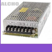 MEAN WELL AC/DC Power Supply S-150-15 Single- Output 15 Volt 10A 150W Switching(China)