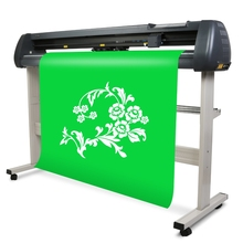 1350mm 54'' Computer plotter cutter Vinyl Cutting Plotter DHL 80%discount