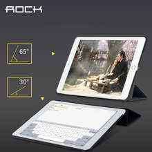 For iPad 2017 New version 9.7 inch Tablet PC case ROCK tablet pc case(China)