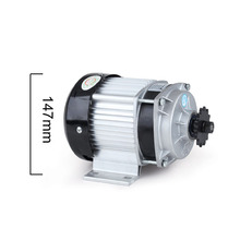 BM1418ZXF-350W48V Brushless DC Motor For Electric Tricycle E-Bike E-Scooter 2800RPM 48V Electric Bike Conversion kit ETrike part