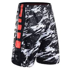 2017 New Basketball Shorts With pocket men sportswear Men training Breathable loose sports clothes Elastic football sport shorts