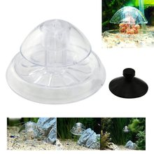 Snail Trap Catcher Plastic Fish Plant Tank Aquarium Planarian Vivarium Pest Leech Catch Shrimp Worm Bait Feed Box Nature Cleaner