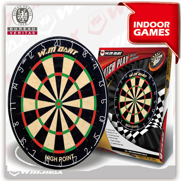 WINMAX Best Quality Top Design Blade Wire System Professional Bristle Dartboard for Match Play<br>
