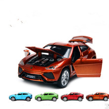 The cool 1:32alloy die cast car model toy car sound back of the car Christmas gifts, boyfriends' favorite gifts, children's toys