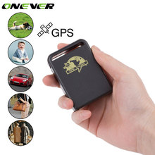 GPS Tracker Car Real Time Vehicle GPS Trackers GSM GPRS Tracking Device Handheld Global GPS Locator For Children Kids Pet Dog(China)