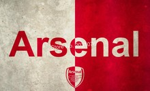 Arsenal Gunners football team Flag Hot Sell Goods 3X5FT 150X90CM Banner brass metal holes(China)