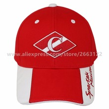 Spartak Moscow Caps Snapback Baseball Cap Best Quality Brand Sports Cap and Hat Russian Hot Sale Football Fans Basketball Cap(China)