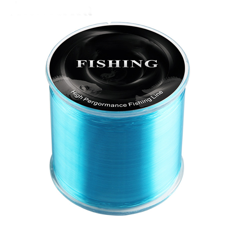 2017-latest-Super-Strong-Red-Black-Blue-Yellow-White-Monofilament-Color-Nylon-Fishing-Line-8LB-10LB (2) -