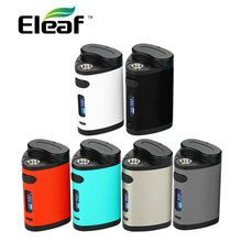 200W Eleaf Pico Dual TC Mod VW/TC Box Mod electronic cigarette Pico dual 200W Temperature Control MOD NO Battery vs istick 200w(China)