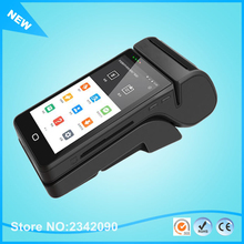 Android Mini POS Terminal with Printer All in One Android Restaurant Touch Screen POS System WIFI/bluetooth /2G/3G/4G/