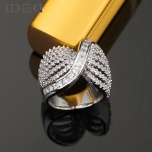 new modern trend rings, personalized girls fashion wide ring, you decide your style
