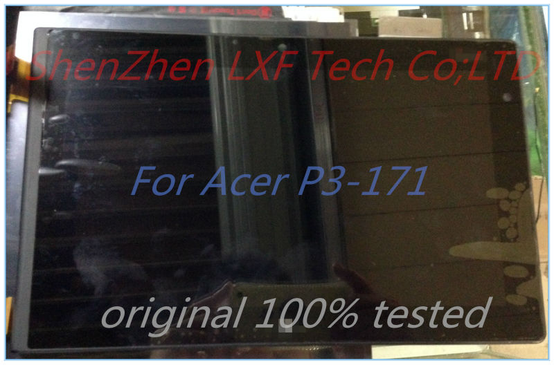 NEW 11.6 LCD SCREEN B116XAT03.1 FOR Acer P3-171 touch with screen<br><br>Aliexpress