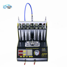 New arrival CT200 Petrol Automotive/Motorbike Van Injector Cleaner Injection 220V/110V With English Panel Better Than CT100(China)