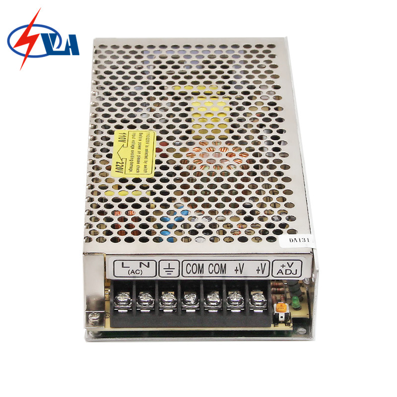 S-145 145W Aluminium constant voltage 5v 12V 24V switchable  power supply smps<br>