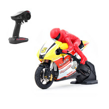 RIDER R-100 RTR 1/10 Brushed RC Motorcycle with 2.4G 2CH Transmitter(China)