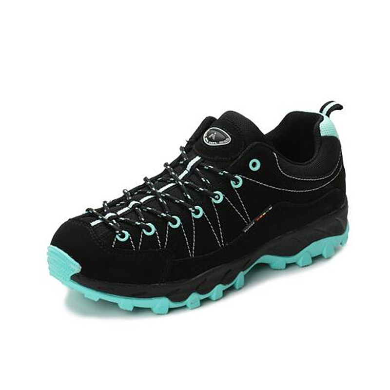 2017 New Men Breathable Lacing Hiking Shoes Mountain Climbing Trekking Sports Shoes Anti-slip Outdoor Sneakers<br><br>Aliexpress