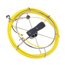 20M Pipe Inspection Camera Sewer Video Snake Plumbing Pumps Tool Wire Cable
