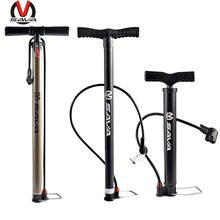 Buy SAVA Bike High Pressure Pump Bicycle Mini Portable Home Electric Car Motorcycle Road Mountain Bike Basketball Cycling Bike Pump for $11.13 in AliExpress store
