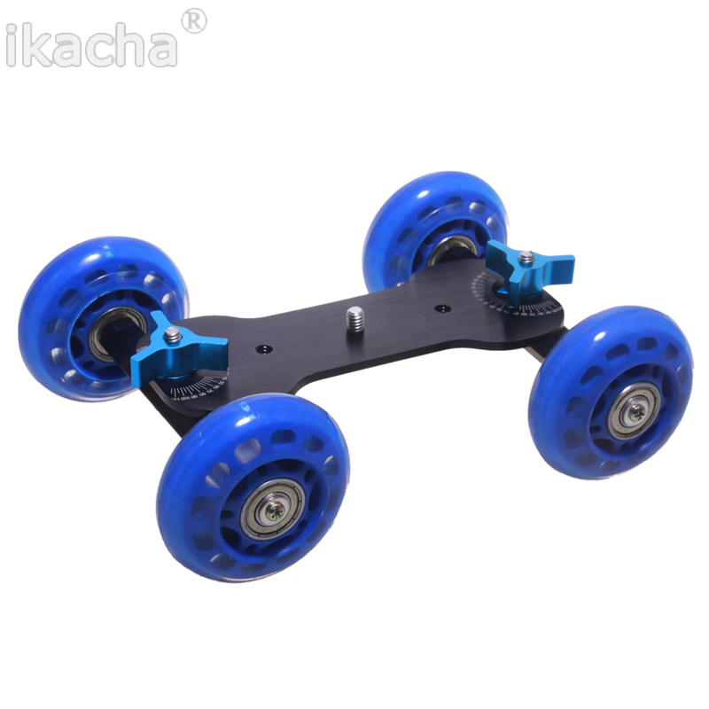 Mobile Rolling Sliding Dolly Stabilizer Skater Slider (4)