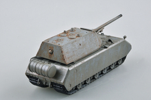 EASY MODEL scale model 36606 1/72 scale tank German Army Maus Heavy Tank products model finished model does not need to assemble(China)