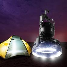Emergencies Tent Light Flashlight Ceiling Fan Camping Combo 18 LED Lantern Outdoor Tool Hiking Fishing Outages Gear Equipment