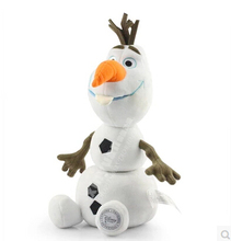 Disney Toys Hot Sale Cute Cartoon White Olaf Toys For Child Detachable Frozen Children Plush Anime Toy Dolls 33Cm Ty013