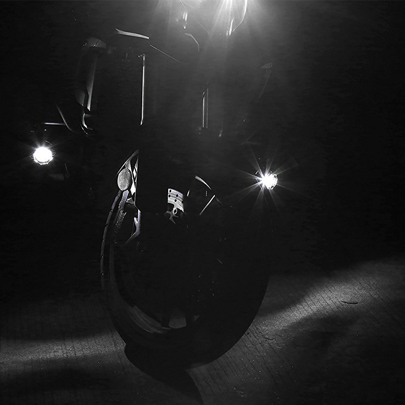 1 set 40W Motorcycle LED Auxiliary Fog Light Spot Driving Lamps For MW R1200GSADVF800GSF700GSF650FS (21)