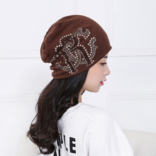 Helisopus 2017 New Autumn Winters Head Cap Heap Hip-hop Cap Fashion Cap Hat Women Hats
