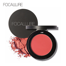 FocallureNatural Face Blush Powder Bronzer Face Color Blushers Makeup Powder Cheeks Color Comestics Blush Bronzer Shading Powder