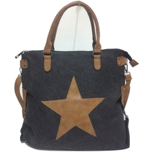 VINTAGE BIG STAR CANVAS TOTE HANDBAG Women Beach Travel Tote Shoulder Bag Factory Outlet Multifunctional Sac a main