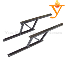 Folding Furniture Hardware For Coffee Table Lift Top Mechanism B01(China)