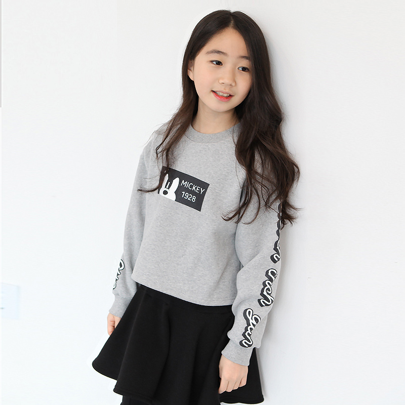 Girls Clothing Sets New autumn winter Fashion Style Cartoon  Printed  2Pcs Girls Clothes Sets<br>