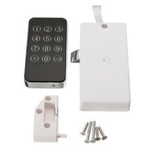 Top Quality Touch Keypad Password RFID Card Key Metal Digital Electronic Cabinet locker Lock 118PW