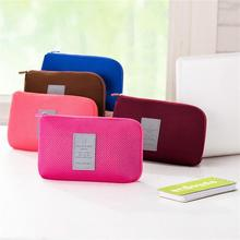 2016 NEW Hot sale Direct Selling Travel Electronic Product Pretection Bag Cosmetic Bag Organizer Function Digital Storage Cases