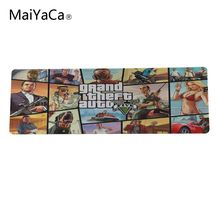 MaiYaCa For Grand Theft Auto V GTA mouse pad to mouse notbook computer mousepad best seller padmouse gamer to laptop keyboard(China)