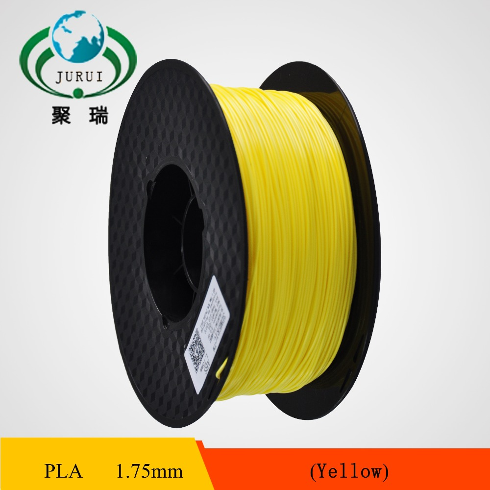 Free shipping 3D Printer Filament PLA 1.75/3mm material 1KG Plastic Rubber Consumables Material for printer<br><br>Aliexpress