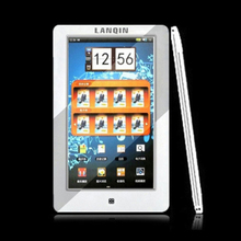 "8GB E-book Reader With 7"" TFT touch Screen digital ebook Reader Music player with game Multifunction S73"