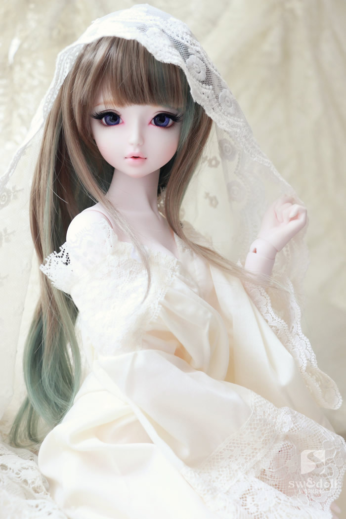 1/3 scale BJD dress for BJD/SD girl dolls,suitable for 1/3 BJD A15A1165.Doll and other accessories not included<br><br>Aliexpress