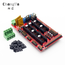 CHANGTA 3D Printer RAMPS 1.4 Controller Control Panel for Reprap Mendel Prusa Support for Arduino Devlepment Board