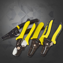 High-quality Multi-Tool Wire stripper Crimper Pliers 0.6-4.0mm Cutting Line cable  Hand Tools Cutting Pliers