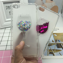 Buy Glitter Quicksand Phone Cases Meizu Meilan U10 Case Bling Cute Srtars Cup Soft Silicon Back Cover 3D Capa for $3.71 in AliExpress store