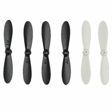 Propellers For Jjrc H20 Rc Drones Blade Helicopter Propeller Accessories Spare Parts Quadcopter Kits