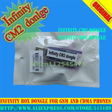 Infinity-Box Dongle Infinity CM2 Box Dongle for GSM and CDMA phones Free shipping(China)