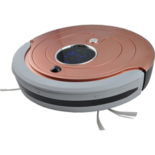 hot sale ! Brand robot vacuum cleaner ,robotic ,blueteeth remote control ,Li-battery , long working time ,strong suction(China)