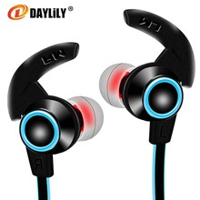 2017 New bluetooth headphones fone de ouvido bluetooth auriculares Sport bluetooth headset music wireless phone Earphone mp3 pc(China)