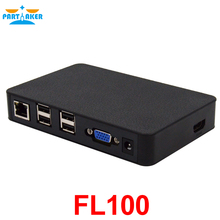 Partaker All Winner A20 512MB RAM Linux FL100 Thin Client network terminal Cloud computer Mini PC Station(China)
