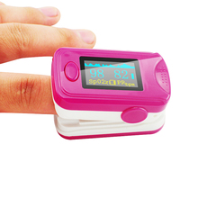 OLED Fingertip Pulse Oximeter Finger Blood Oxygen SPO2 PR Heart Rate Monitor(Please choose the color you need)(China)
