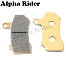 Motorcycle Rear Brake Pads for Harley Touring FLHR FLHRC Road King FLHX Street FLHT FLHTCU Ultra Classic Electra Glide Standard