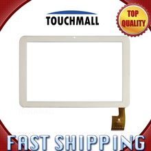For Sanei N10 AMPE A10 Quad Core TPC0323 VER1.0 Replacement Touch Screen Panel Digitizer Glass 10.1-inch White For Tablet PC